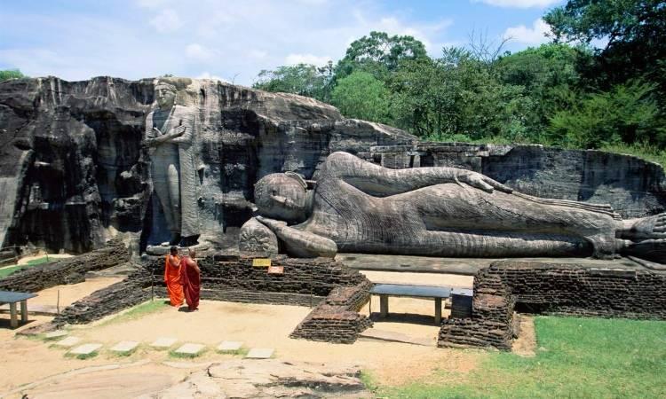 Медовый месяц на Шри-Ланке