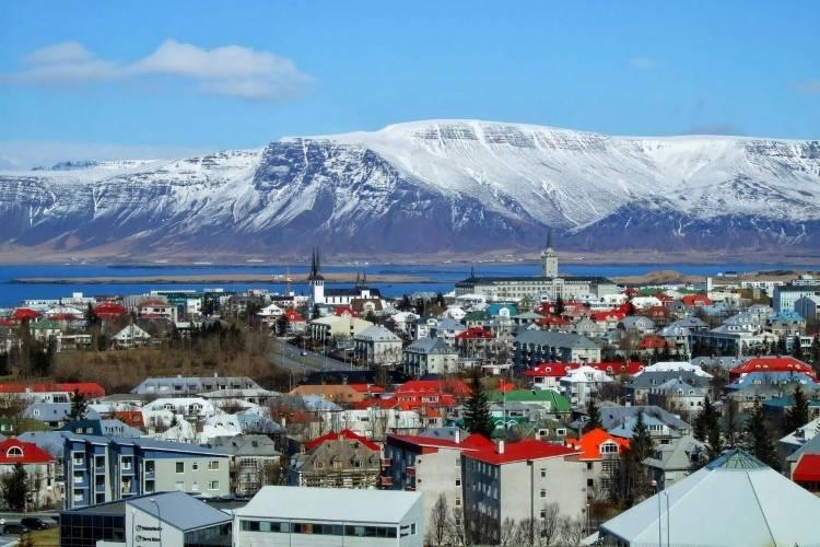 Свадебное путешествие в Исландию