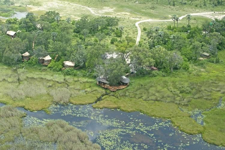 Свадебное путешествие в Ботсвану