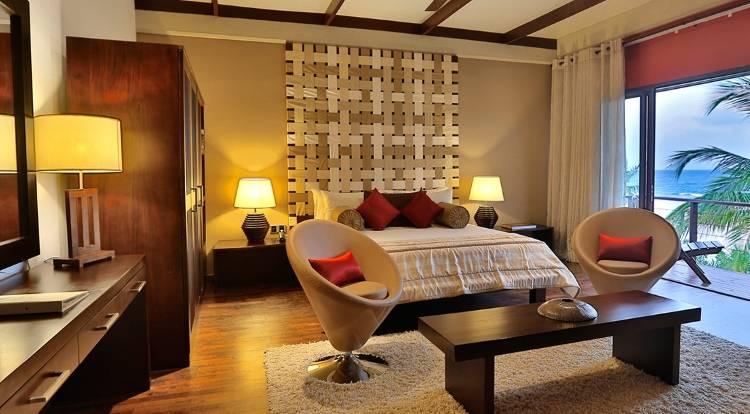 Дизайн интерьера в отеле Uga Bay