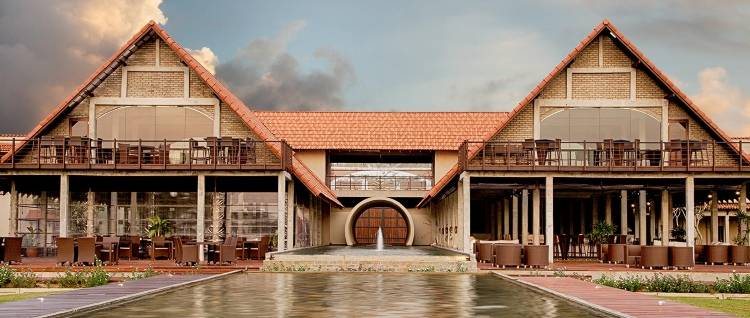 Дизайн отеля Uga Bay на Шри-Ланке