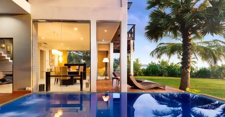 Номера в отеле Uga Bay на Шри-Ланке