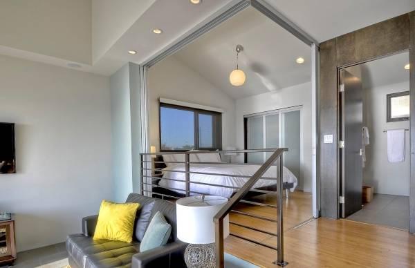 Идея для зонирования квартиры студии