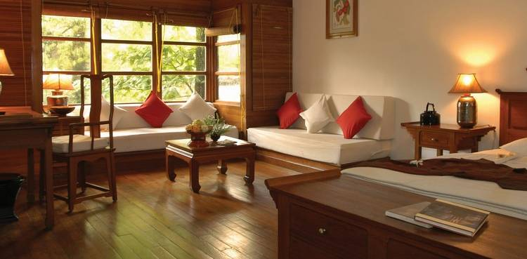 Дизайн интерьера в отеле Belmond Governor's Residence