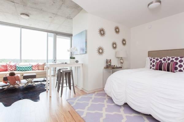 Дизайн квартиры студии в скандинавском стиле