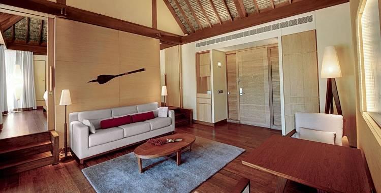 Дизайн номеров в отеле The Brando