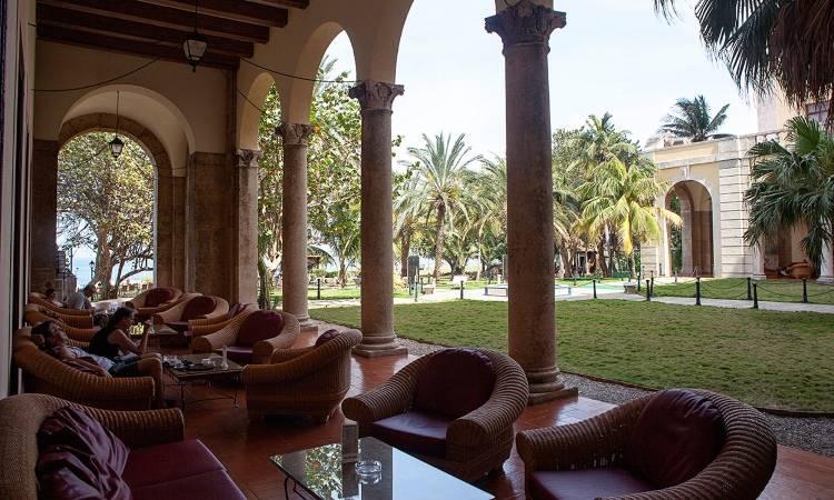 Отдых в отеле Hotel Nacional de Cuba