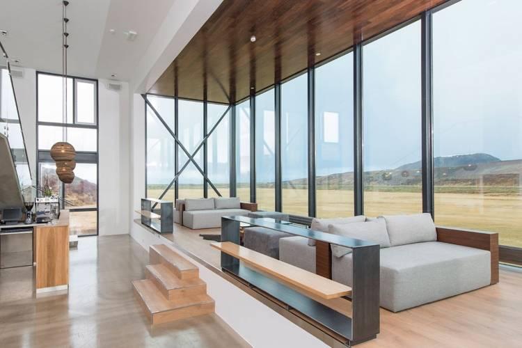 Красивый дизайн отеля ION Luxury Adventure Hotel
