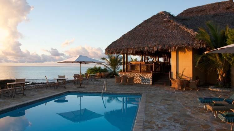 Дизайн отеля Anantara Medjumbe Island Resort & Spa