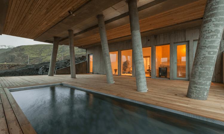 Отель для отдыха в Исландии: ION Luxury Adventure Hotel