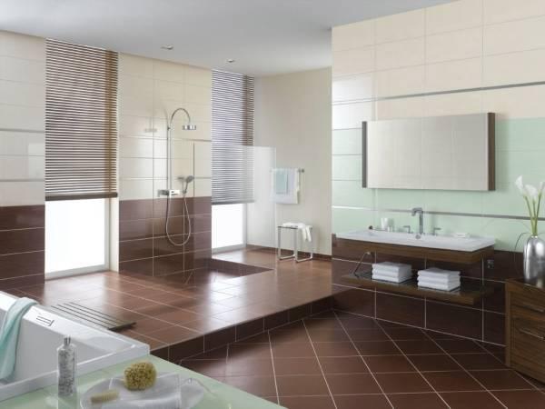 Дизайн душа в ванной комнате 2015