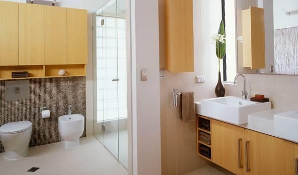 Дизайн ванной комнаты 2015: 9 трендов