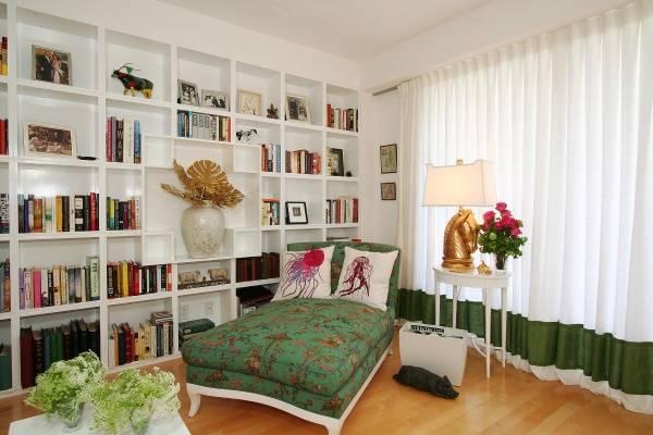 Красивый декор в дизайне гостиной