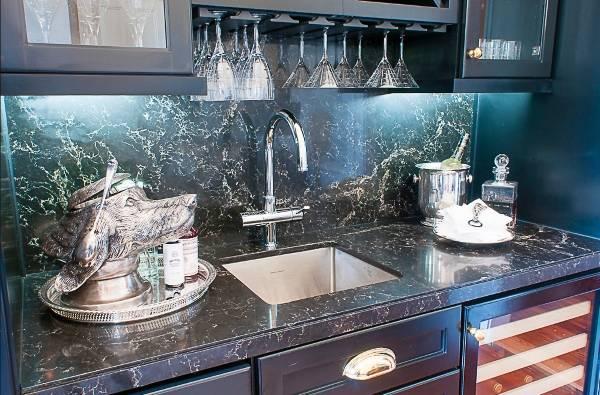 Красивые кухни 2015 - подборка 50 фото