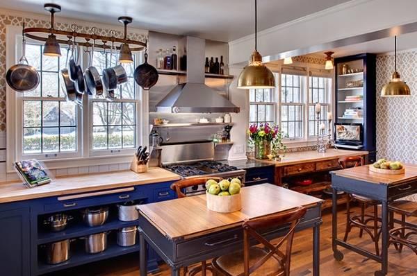 Красивый дизайн кухни 2015