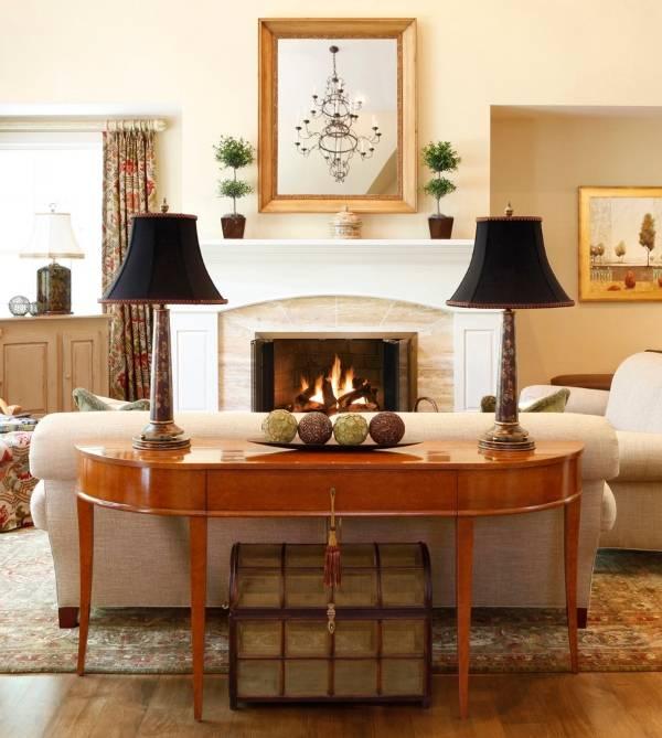 Традиционный стиль комнаты