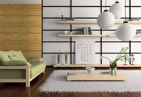 Декор в стиле китайский минимализм