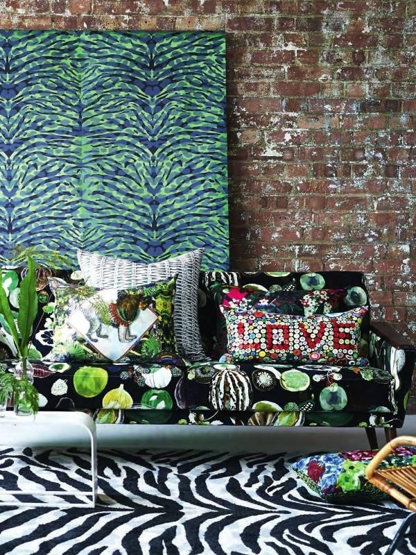 Мебельные ткани 2015 Christian Lacroix