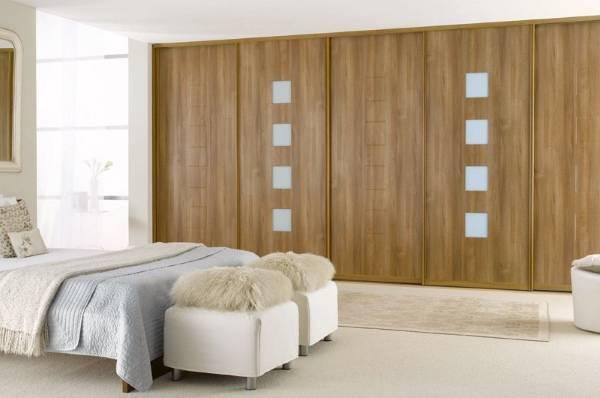 Встроенная мебель: шкафы, комоды, тумбы и т.д.