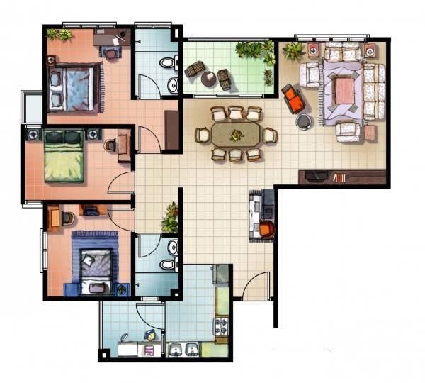 Бесплатные проекты частных домов фото