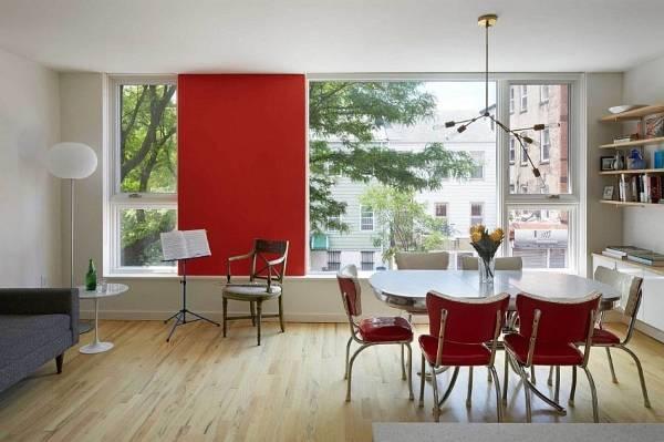 Минималистский дизайн интерьера частного дома