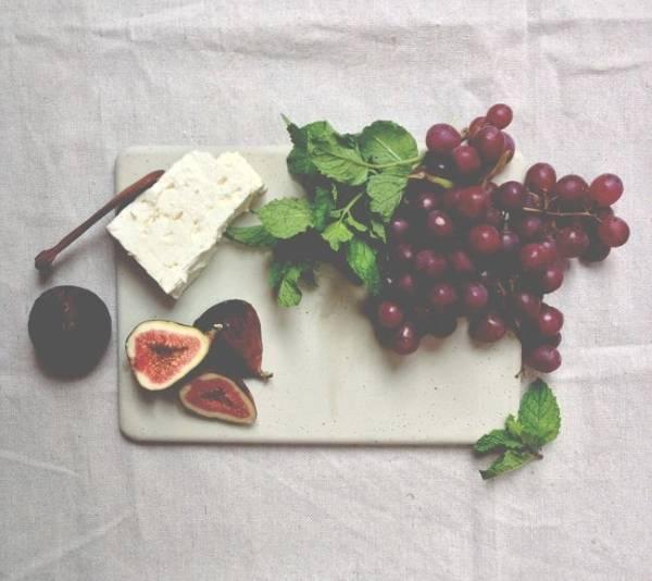 Поделки для дома и кухни: бетонная доска