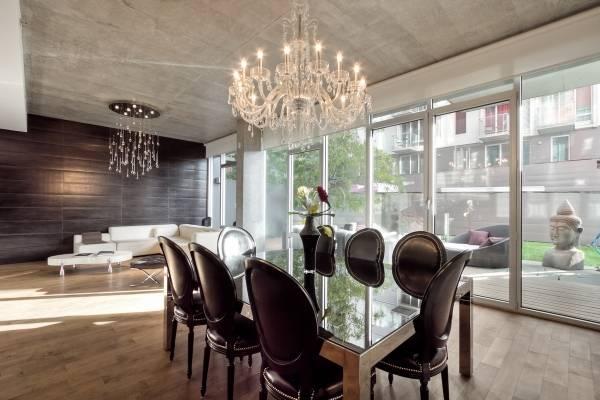 Используем красивые светильники в дизайне интерьера