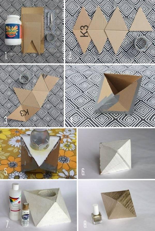 Идеи для домашнего декора своими руками
