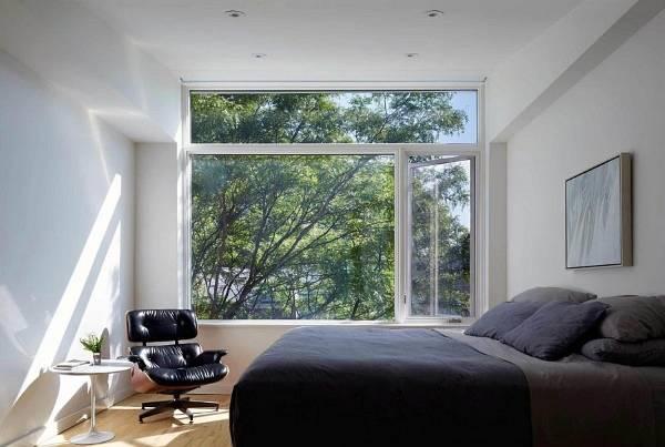 Современный дизайн частных домов внутри