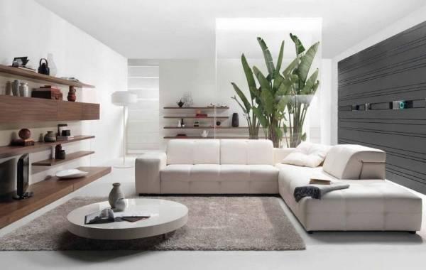 Стиль минимализм с интерьере частного дома