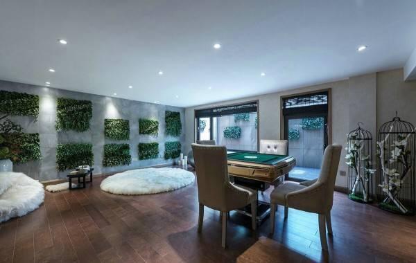 Необычный внутренний дизайн частных домов