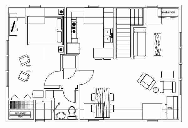 Дизайн небольшого частного дома своими руками