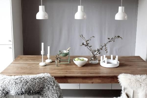 Разные текстуры в стильном дизайне частного дома