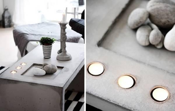 Поделки для дома: красивый столик