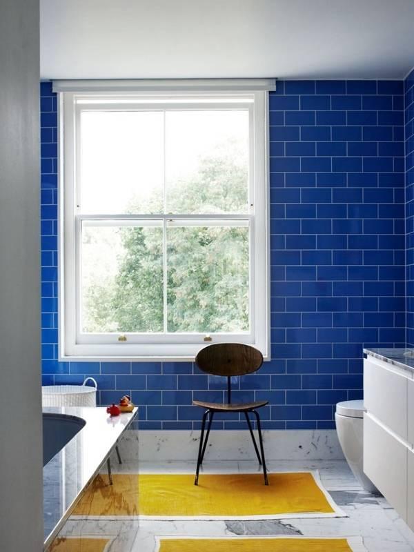 Современный дизайн ванной частного дома