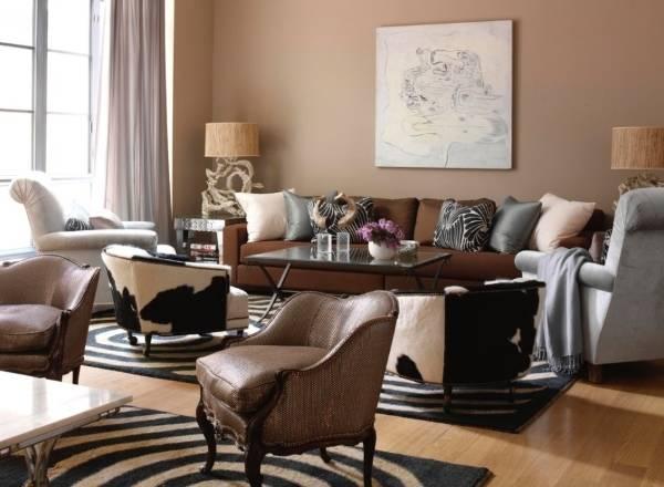 Чистота и порядок в дизайне частного дома своими руками