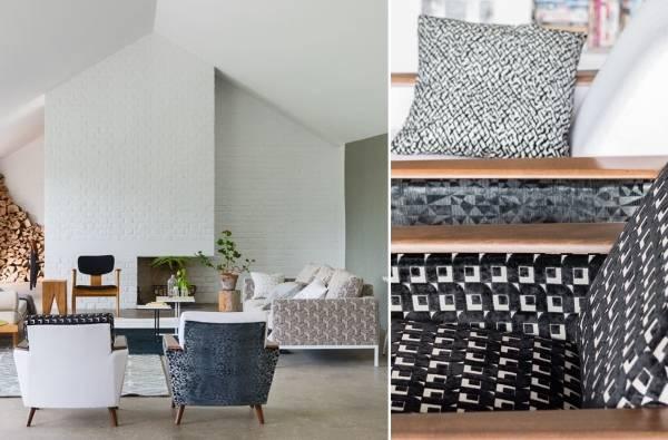 Тренды осени 2015: мебельные ткани от Designers Guild