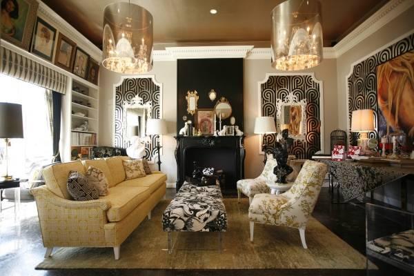 Декорируем частный дом своими руками