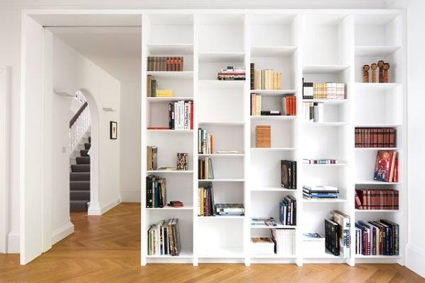 Great Home Library Designs