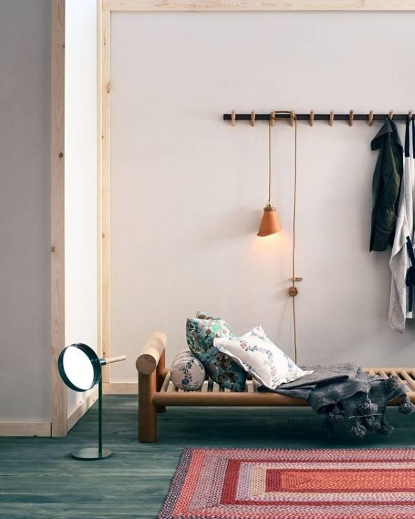 Прихожая в доме фото в скандинавском стиле