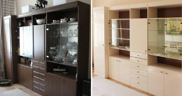 Реставрация старый шкаф своими руками фото 734
