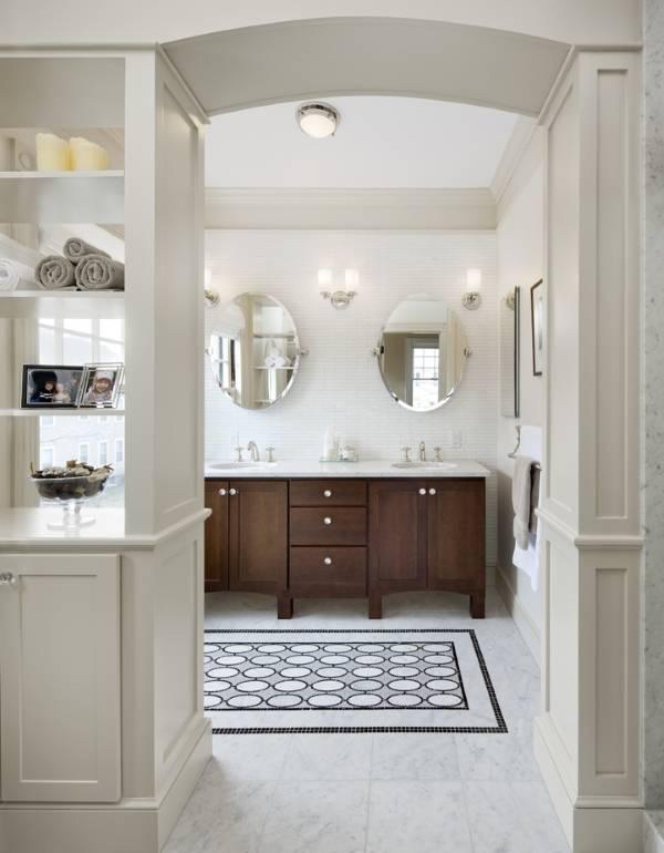 Керамическая плитка в ванную комнату дизайн фото