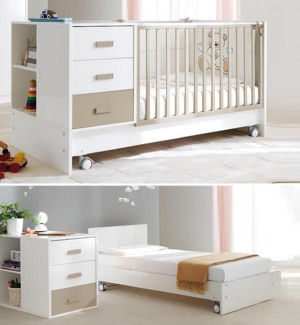 Многофункциональная мебель трансформер для детской