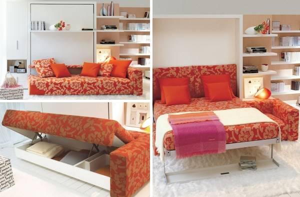 Умная мебель трансформер Atoll