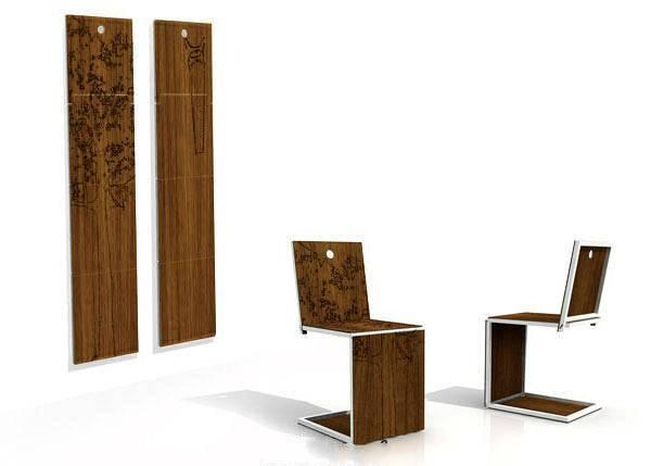 Умная мебель трансформер для малогабаритной квартиры
