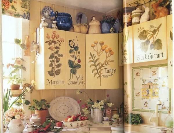 Реставрация кухонных шкафчиков своими руками