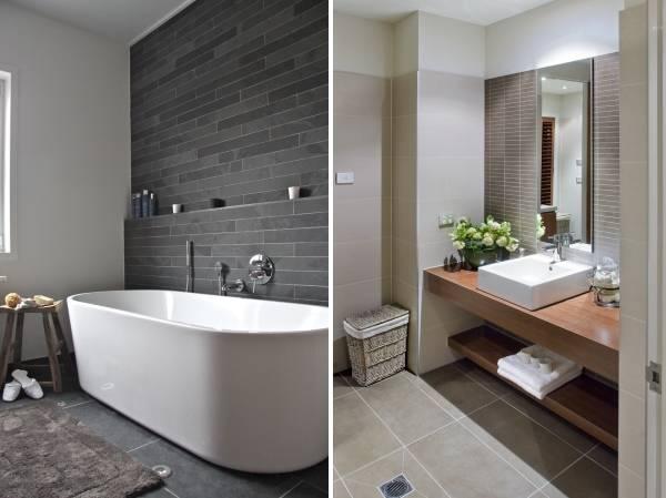 Ванная комната дизайн фото модная плитка 2015