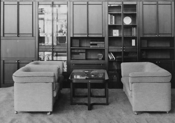 Дизайн гостиной в Советском Союзе