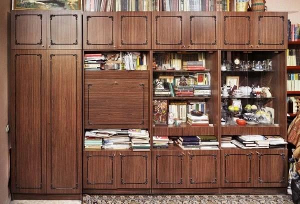 Советская мебель из фанеры