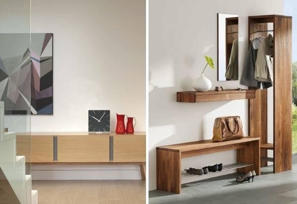 Современная мебель для прихожих фото